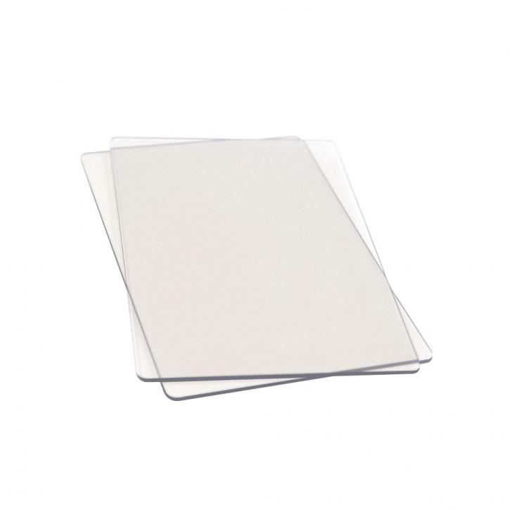 Sizzix Ersatz-Schneideplatte 22,5x15,5cm, SB-Blisterbox 2 Stück
