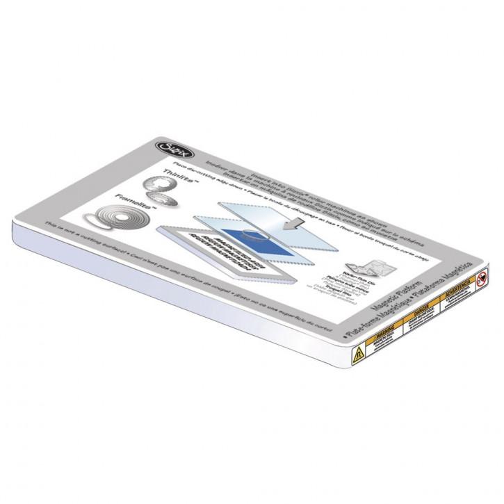Sizzix Magnetische Plattform für Frameltis + Thinlits, SB-Bli 1Stück