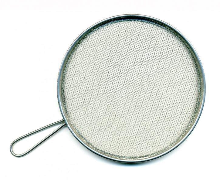 Spritzsieb rund 12cm Ø