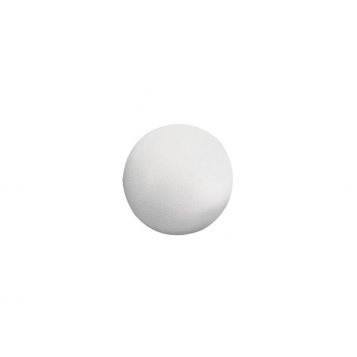 Styropor Kugel voll 3 cm