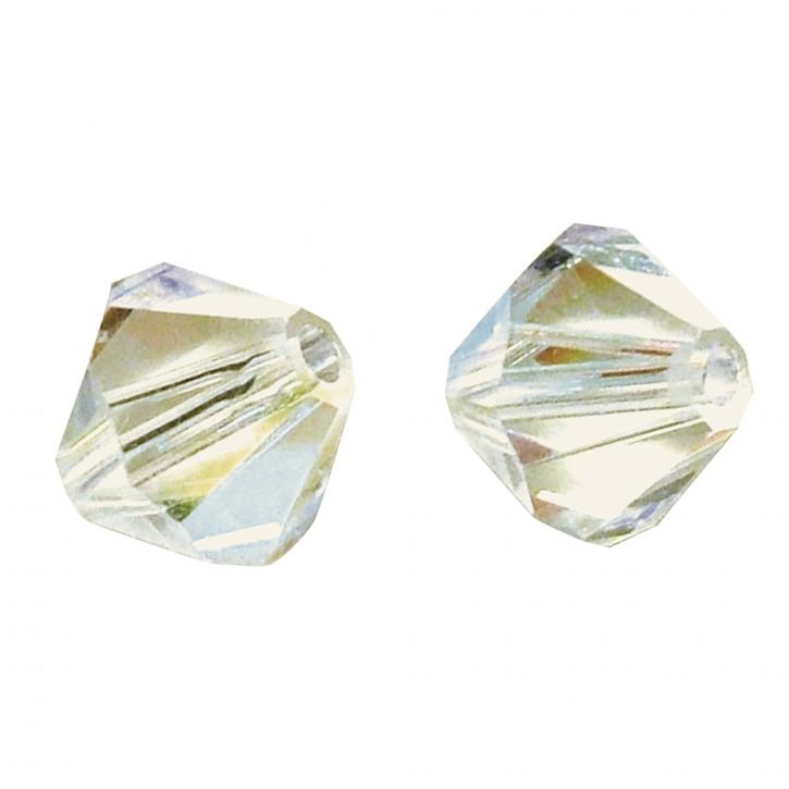 Swarovski Kristall-Schliffperlen 2,5mm ø, Dose 50 Stück, mondstein
