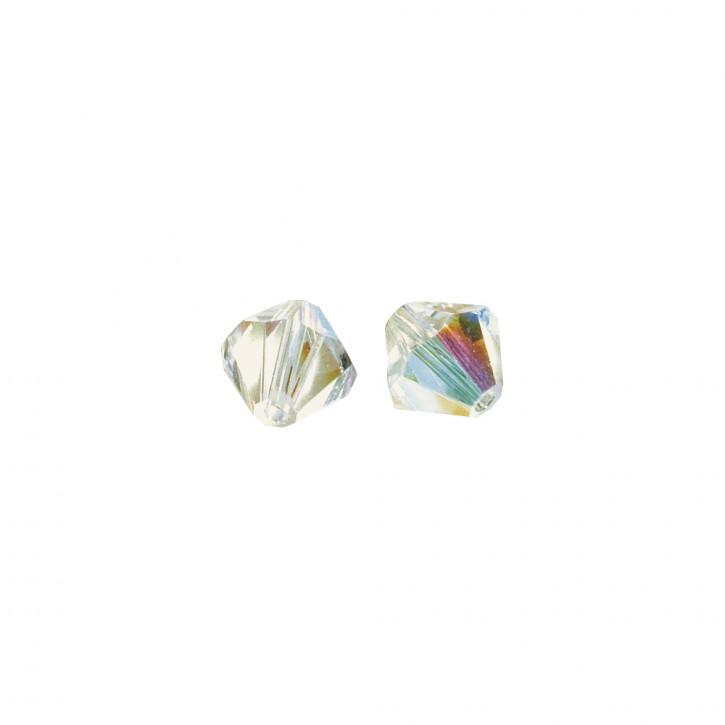 Swarovski Kristall-Schliffperlen, mondstein 3mm, Dose 50 Stück