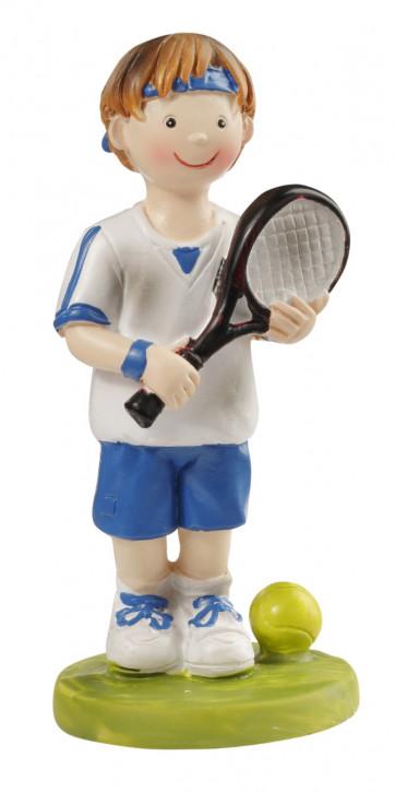Tennis-Spieler 8,5 cm