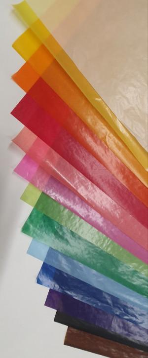 Transparentpapier (Drachenpapier) 42g/m², 70x100 cm, 1 Stück