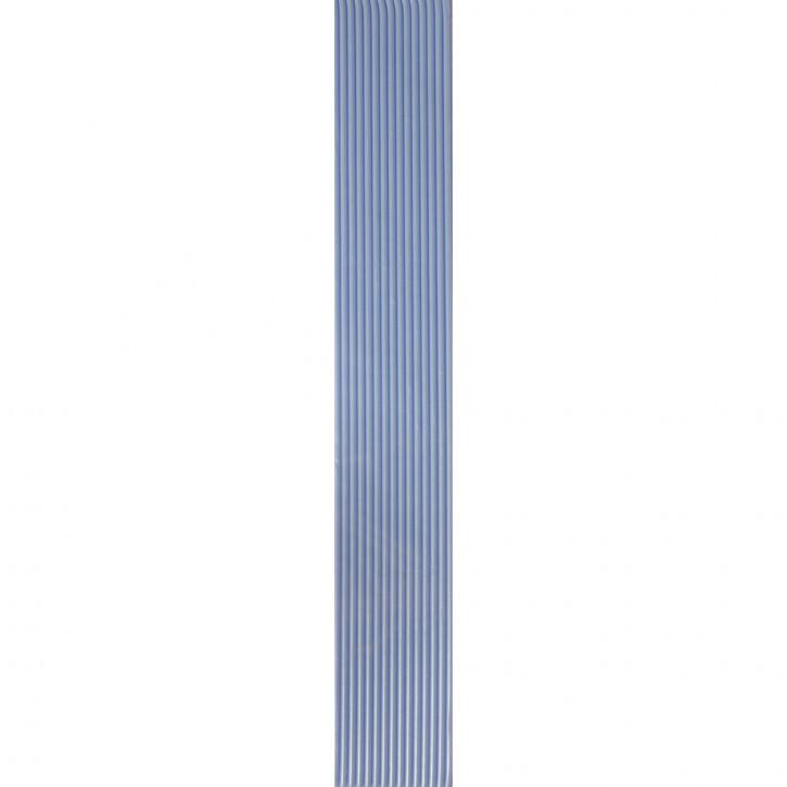 Wachs-Zierstreifen Perlmutt,20 cm, 2 mm, SB-Btl. 15 Stück