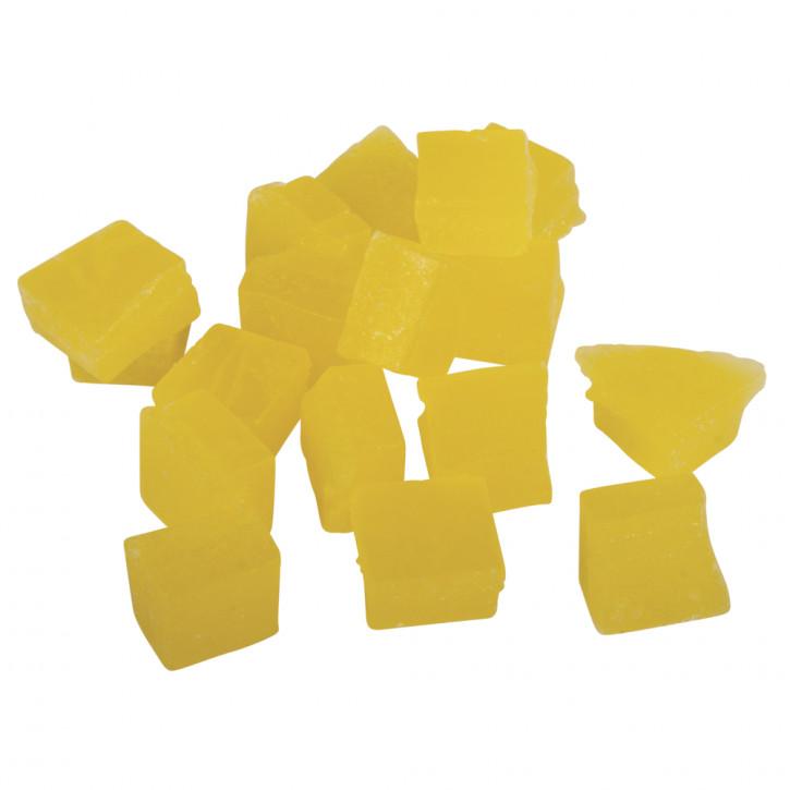 Wachswürfel Dose 200g, gelb