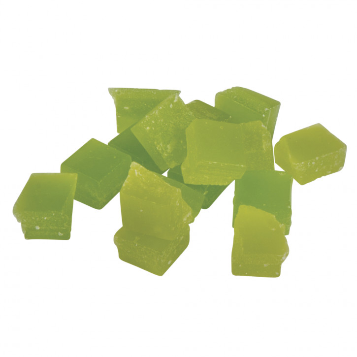 Wachswürfel Dose 200g, grün